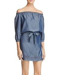 Paige Beatrice Off The Shoulder Dress 100 Bloomingdale's Exclusive Cordelia