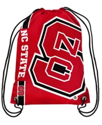 Forever Collectibles North Carolina State Wolfpack Big Logo Drawstring Bag Red