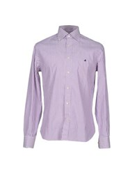 Brooksfield Shirts Shirts Men Mauve