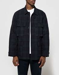 Engineered Garments Bdu Jacket Blackwatch