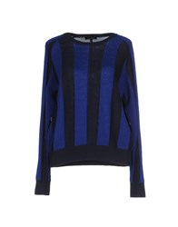 Surface To Air Sweaters Blue