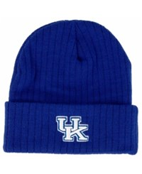 Top Of The World Kentucky Wildcats Campus Cuff Knit Hat Royalblue