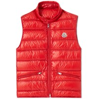 Moncler Gui Gilet Red