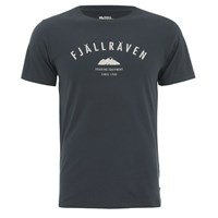 Fjall Raven Fjallraven Men's Trekking Equipment T Shirt Dark Navy