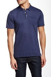 14Th And Union Jersey Polo Blue
