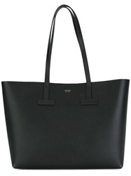 Tom Ford Double Straps Tote Black