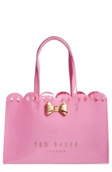 Ted Baker London Icon Core Tote Pink Pale Pink