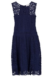 Morgan Roka Summer Dress Nuit Dark Blue