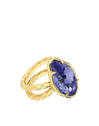 Just Cavalli Rings Purple