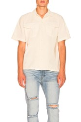 Deus Ex Machina Ridgway Shirt White