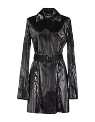 Guess By Marciano Full Length Jackets Black
