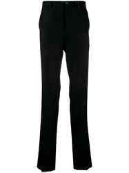 Paul Smith Ps Straight Leg Trousers Black