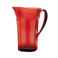 Guzzini Belle Epoque Jug Red