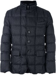 Fay Padded Jacket Black