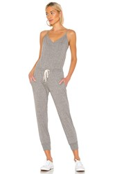 N Philanthropy Love Jumpsuit Gray