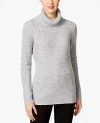 G.H. Bass And Co. Turtleneck Sweater Dark Heather Grey