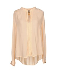 Attic And Barn Blouses Apricot