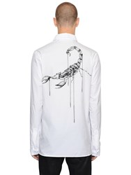 Off White Othello Cotton Poplin Shirt