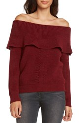 Willow And Clay Off The Shoulder Sweater Sienna