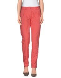 Naf Naf Trousers Casual Trousers Women Pink