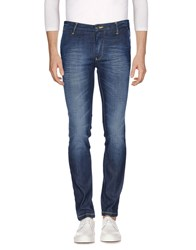 One Seven Two Denim Denim Trousers Blue