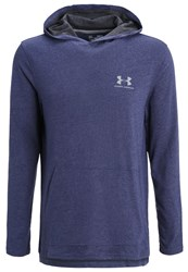 Under Armour Long Sleeved Top Midnight Navy Blue