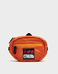 Heron Preston Ctnmb Hip Pack In Orange