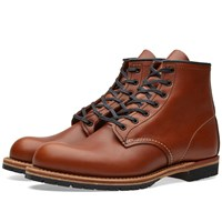 Red Wing Shoes Red Wing 9016 Beckman 6' Round Toe Boot Brown