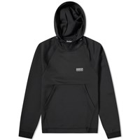 Barbour International Tech Popover Hoody Black