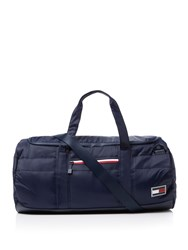 Tommy Hilfiger New Classic Flag Logo Holdall Navy