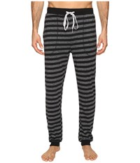 Kenneth Cole Reaction Banded Bottom Pants Grey Men's Pajama Gray
