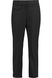 Belstaff Theo Stretch Woven Tapered Pants Black