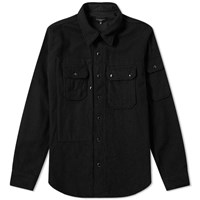 Engineered Garments Field Shirt Jacket Black