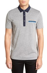 Men's Hugo 'Dexas' Slim Fit Polo
