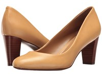 Lauren Ralph Lauren Hala Camel Women's Shoes Tan