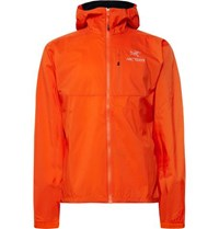 Arc'teryx Squamish Ripstop Hooded Jacket Orange