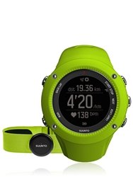 Suunto Ambit3 Hr Digital Running Watch Lime Green