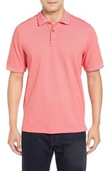 Nordstrom Men's Men's Shop 'Classic' Regular Fit Short Sleeve Oxford Pique Polo