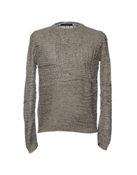 Messagerie Sweaters Grey