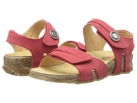 Haflinger Patricia Berry Women's Sandals Burgundy