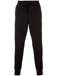 Paolo Pecora Slim Fit Trousers Black