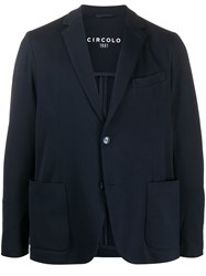 Circolo 1901 Fitted Lightweight Blazer 60