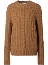 Burberry Cable Knit Jumper 60