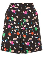 Warehouse Geo Party Print Skirt Multi Coloured Multi Coloured