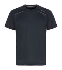 Porsche Design Bounce Running T Shirt Male Navy
