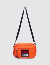 Heron Preston Camera Bag Orange