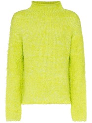 Sies Marjan Bas Turtleneck Jumper Green