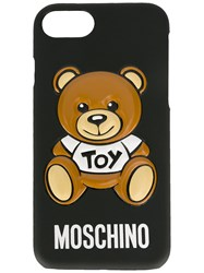 Moschino Toy Bear Iphone 6 6S 7 Case Black