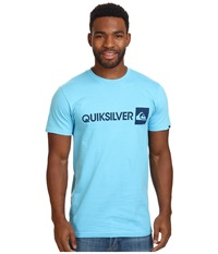 Quiksilver Everyday Gothic Tee Norse Blue Men's T Shirt