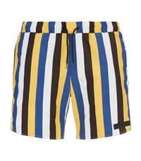Sandro Ocean Swim Shorts Yellow
